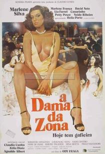 A Dama da Zona - Poster / Capa / Cartaz - Oficial 1