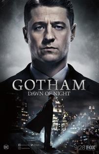 Gotham (4ª Temporada) - Poster / Capa / Cartaz - Oficial 2