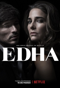 Edha (1ª Temporada) - Poster / Capa / Cartaz - Oficial 1