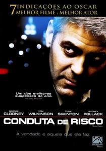 Conduta de Risco - Poster / Capa / Cartaz - Oficial 11