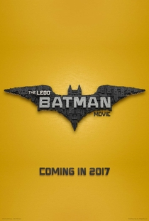 LEGO Batman: O Filme - Poster / Capa / Cartaz - Oficial 6