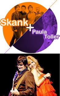 Skank e Paula Toller - Poster / Capa / Cartaz - Oficial 1