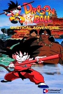 Dragon Ball 3: Uma Aventura Mística - Poster / Capa / Cartaz - Oficial 2