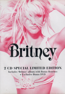 Britney: Special Limited Edition - Poster / Capa / Cartaz - Oficial 1
