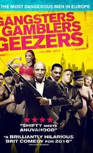 Gangsters Gamblers Geezers - Poster / Capa / Cartaz - Oficial 1