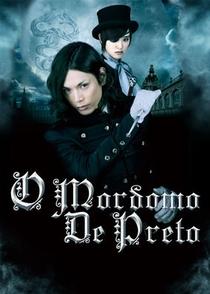 O Mordomo de Preto - Poster / Capa / Cartaz - Oficial 2