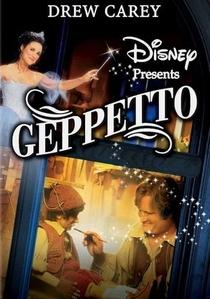 Gepeto - Poster / Capa / Cartaz - Oficial 2