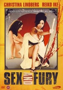 Sexo e Fúria - Poster / Capa / Cartaz - Oficial 3