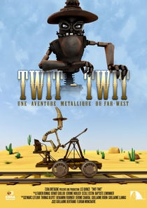 Twit-Twit - Poster / Capa / Cartaz - Oficial 1