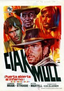 Ciakmull, O Homem da Vingança - Poster / Capa / Cartaz - Oficial 5