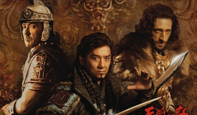 Veja o trailer de DRAGON BLADE, com Jackie Chan, Adrien Brody e John Cusack