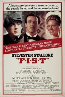 F.I.S.T. - Poster / Capa / Cartaz - Oficial 3