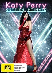 Katy Perry: Getting Intimate - Poster / Capa / Cartaz - Oficial 1