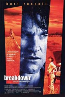 Breakdown - Implacável Perseguição - Poster / Capa / Cartaz - Oficial 2