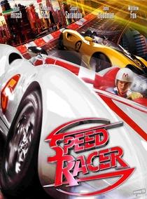 Speed Racer - Poster / Capa / Cartaz - Oficial 4
