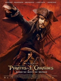 Piratas do Caribe: No Fim do Mundo - Poster / Capa / Cartaz - Oficial 6