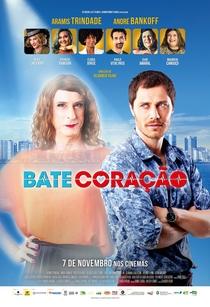 Bate Coração - Poster / Capa / Cartaz - Oficial 1