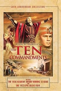 Os Dez Mandamentos - Poster / Capa / Cartaz - Oficial 7
