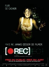 [REC] - Poster / Capa / Cartaz - Oficial 5