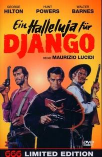 Aleluia para Django - Poster / Capa / Cartaz - Oficial 5