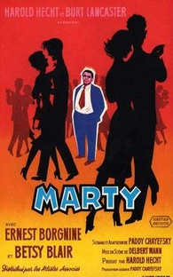 Marty - Poster / Capa / Cartaz - Oficial 3