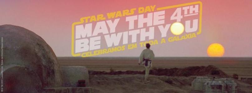 """[#HISTÓRIANERD] A origem do """"Dia de Star Wars"""""""