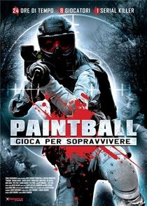 Paintball - Jogue para sobreviver - Poster / Capa / Cartaz - Oficial 2