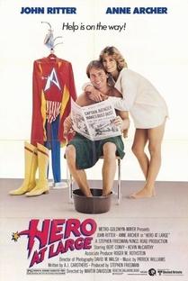 Procura-se um Herói - Poster / Capa / Cartaz - Oficial 2