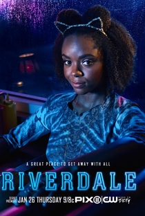 Riverdale (1ª Temporada) - Poster / Capa / Cartaz - Oficial 9