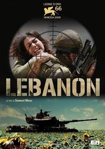 Libano - Poster / Capa / Cartaz - Oficial 3