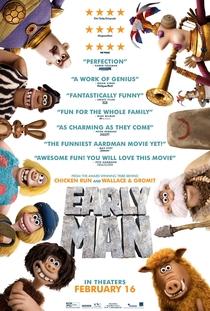 O Homem das Cavernas - Poster / Capa / Cartaz - Oficial 28