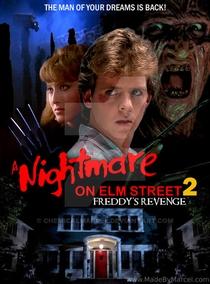 A Hora do Pesadelo 2: A Vingança de Freddy - Poster / Capa / Cartaz - Oficial 6