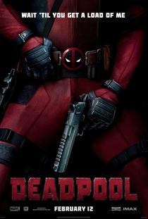 Deadpool - Poster / Capa / Cartaz - Oficial 6