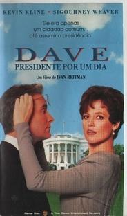 Dave - Presidente Por um Dia - Poster / Capa / Cartaz - Oficial 6