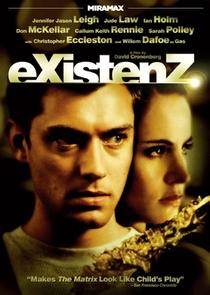 eXistenZ - Poster / Capa / Cartaz - Oficial 9