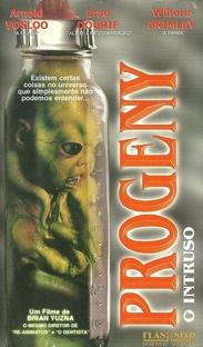Progeny - O Intruso - Poster / Capa / Cartaz - Oficial 2