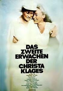 O Segundo Despertar de Christa Klages - Poster / Capa / Cartaz - Oficial 1
