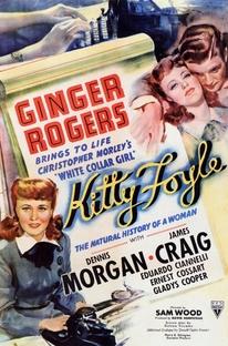 Kitty Foyle - Poster / Capa / Cartaz - Oficial 1