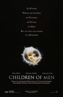 Filhos da Esperança - Poster / Capa / Cartaz - Oficial 1
