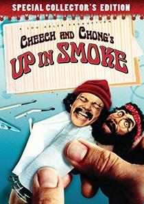 Cheech & Chong - Queimando Tudo - Poster / Capa / Cartaz - Oficial 2