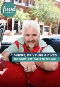 Diners, Drive-Ins and Dives (12ª Temporada) - Poster / Capa / Cartaz - Oficial 1