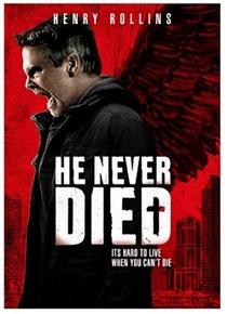 Ele Nunca Morre - Poster / Capa / Cartaz - Oficial 2