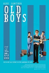 Old Boys - Poster / Capa / Cartaz - Oficial 1