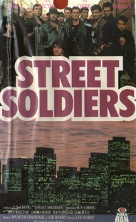 Street Soldiers - Poster / Capa / Cartaz - Oficial 3