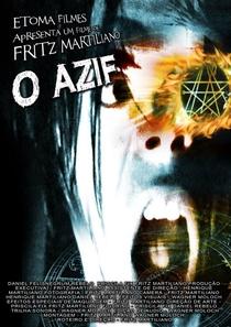 O Azif - Poster / Capa / Cartaz - Oficial 1