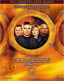 Stargate SG-1 (6ª Temporada) - Poster / Capa / Cartaz - Oficial 1