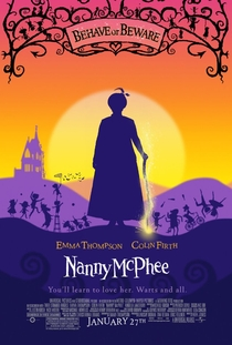 Nanny McPhee - A Babá Encantada - Poster / Capa / Cartaz - Oficial 1