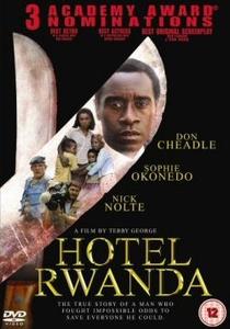 Hotel Ruanda - Poster / Capa / Cartaz - Oficial 6