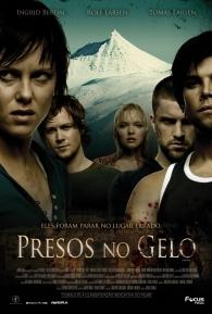 Presos no Gelo - Poster / Capa / Cartaz - Oficial 4
