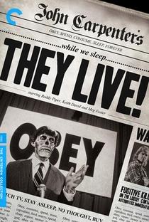 Eles Vivem - Poster / Capa / Cartaz - Oficial 5